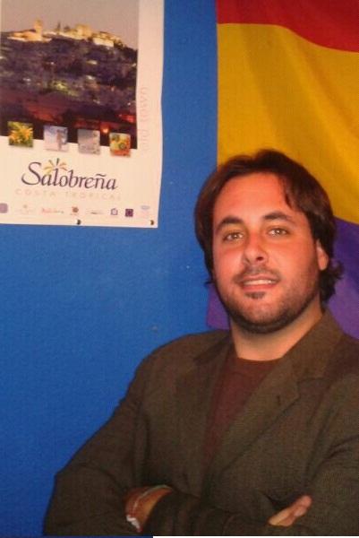 JOSÉ GABRIEL ALONSO NOMBRADO NUEVO COORDINADOR DE EDUCACIÓN Y CIUDADANÍA EN JSA GRANADA