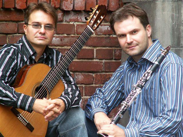 El Dúo Guitarinet se presenta este lunes en Almuñécar