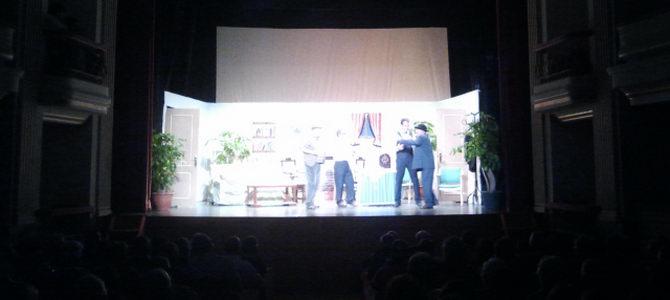 La Muestra provincial de teatro aficionado reúne a casi un millar de espectadores a lo largo de la semana