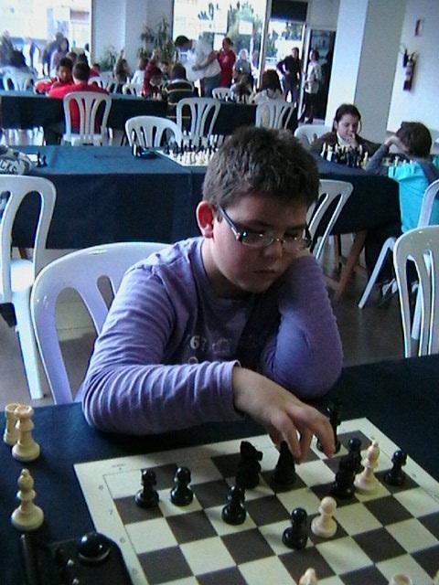 """Ángel Luís Castillo Rodríguez  y Mario Domínguez Ruiz """", ganadores en el torneo Luismi Hidalgo"""