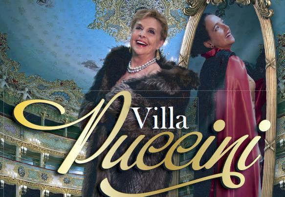'Villa Puccini' pondrá sobre las tablas del Calderón el relato de una gran diva de la ópera