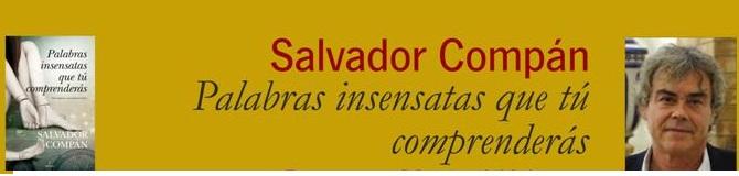 El escritor, Salvador Compán, presenta en Almuñécar su última novela