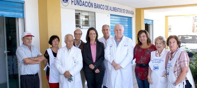 El banco de Alimentos de Motril y Granada inicia hoy y mañana la gran operación de recogida de alimentos