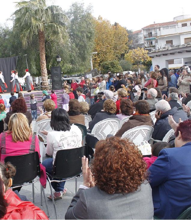 Órgiva celebra el Día de la Constitución con su diversidad cultural