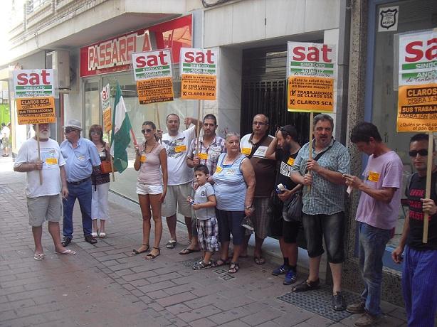 El Ayuntamiento de Motril abona el importe de dos nóminas a Claros para que salde la deuda con sus trabajadores