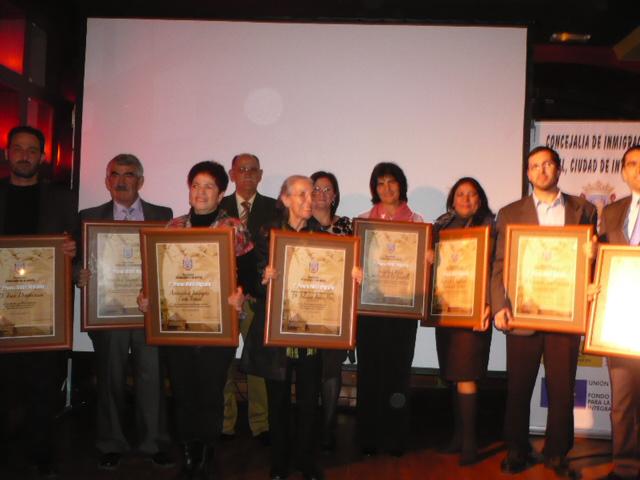 Los III Premios 'Motril Migrante' destacan el carácter humanitario de cinco colectivos sociales de la ciudad