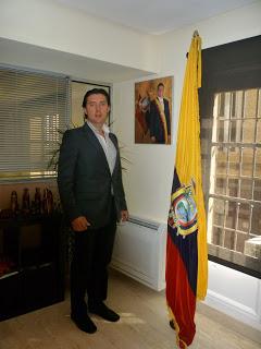 El cónsul de Ecuador se reunirá en Motril con las asociaciones locales que representan al país sudamericano
