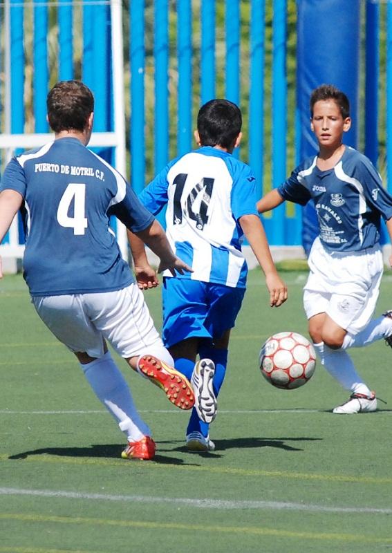 El Puerto de Motril Club de Fútbol disputa todos sus encuentros en casa esta jornada