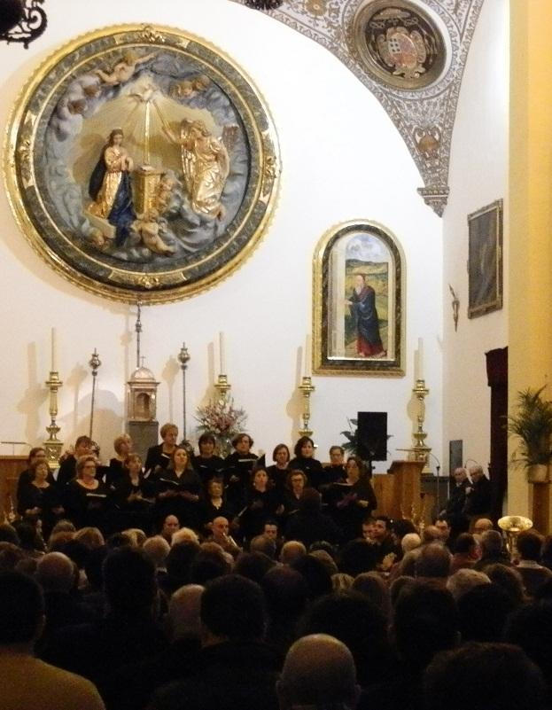 Almuñécar cantó a la Navidad con dos sensacionales conciertos celebrados en la Iglesia de la Encarnación