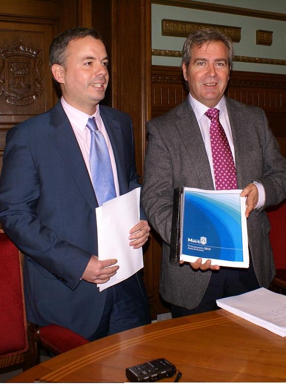 Contener el gasto, garantizar la calidad en los servicios y la ayuda a los colectivos más vulnerables centrarán el presupuesto para 2013