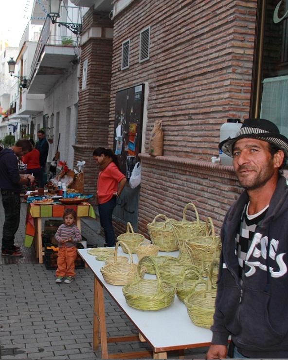 La Herradura celebra este fin de semana una feria artesanal