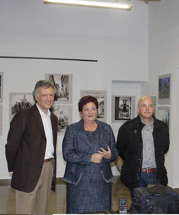 Órgiva acoge una muestra fotográfica de Ramón Sánchez Arana en la que se muestra La Alpujarra más tradicional