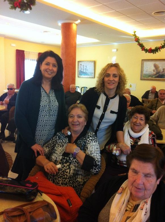 Programa 'Convivencia en Navidad'  de la Diputación en Almuñécar
