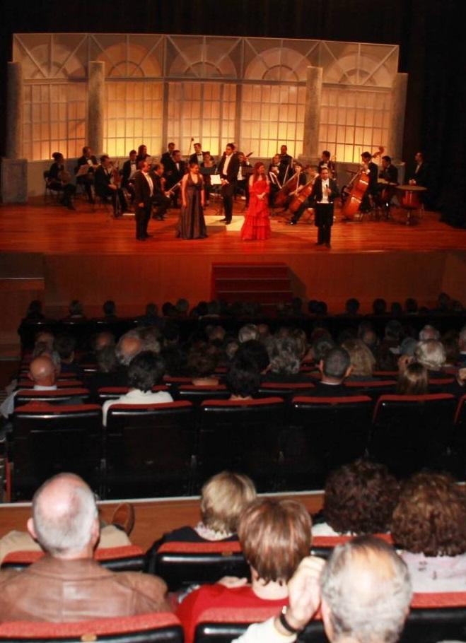 Este viernes se celebra en La Herradura el concierto de Año Nuevo