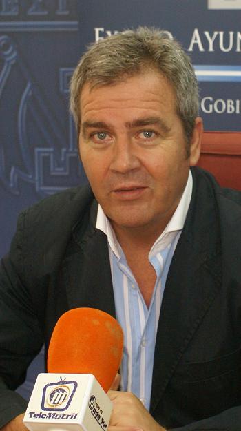 García Fuentes asegura el pago de las nóminas para mañana jueves