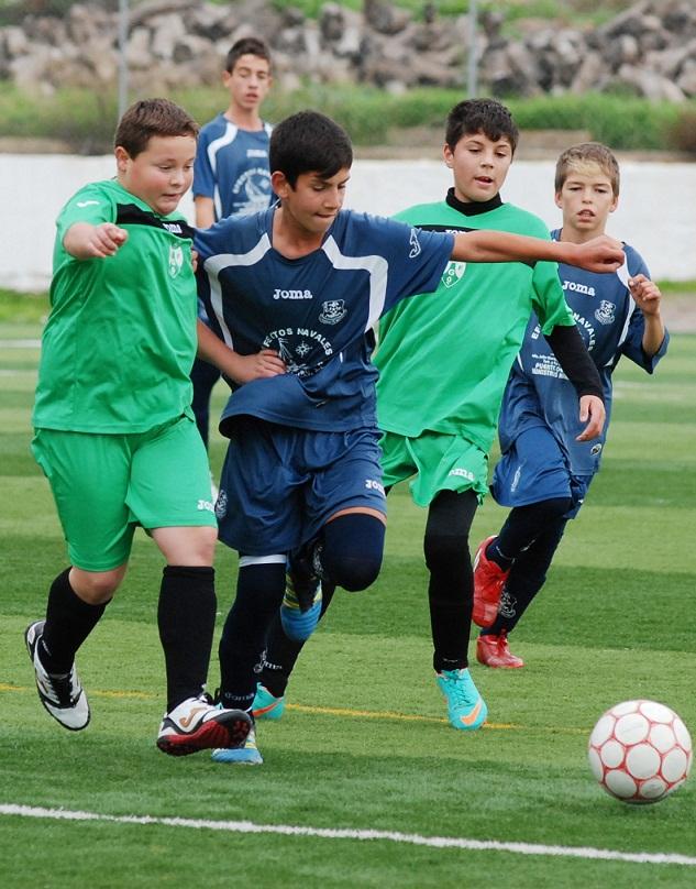 Nuevo año, idénticos objetivos para los equipos del Puerto de Motril Club de Fútbol
