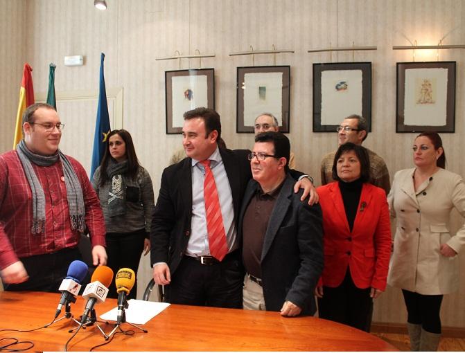 Dimite Antonio Rabanedas como concejal de Cultura de Salobreña
