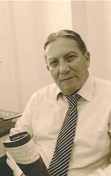 La presentación de un libro sobre la figura de Garcés Herrera invita a los motrileños a la casa del ilustre periodista