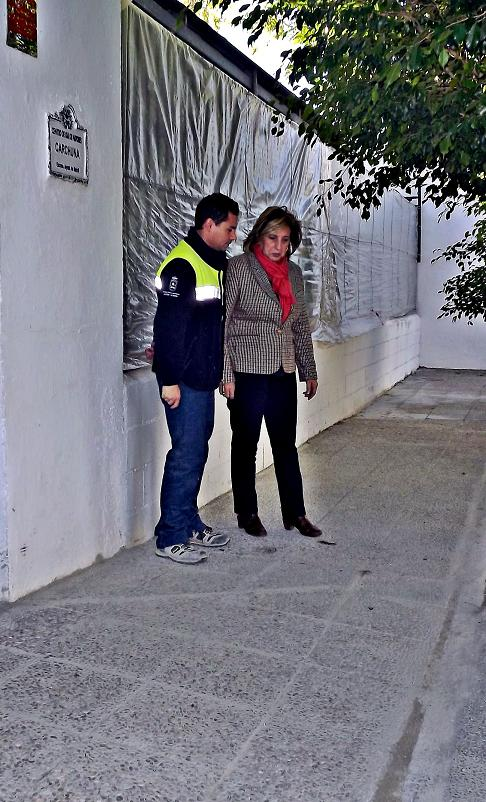 Los mayores de Carchuna disfrutan ya de su reformado Centro de Día