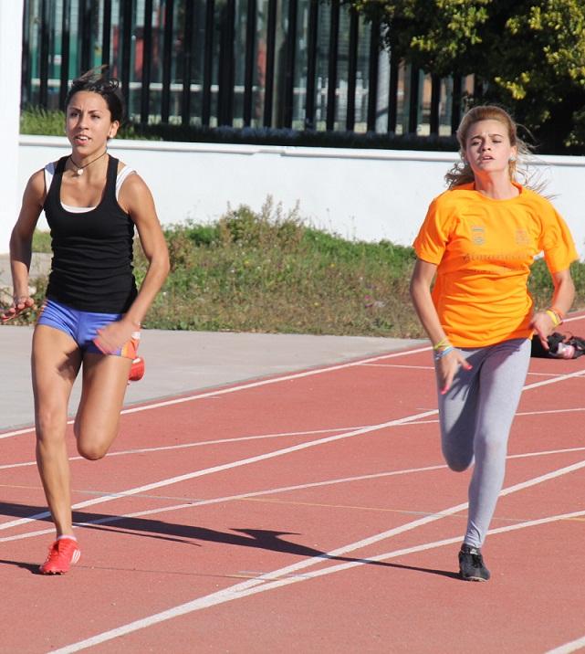 La atleta sexitana, Jenny Jorgensen, se clasifica para el Campeonato  de Andalucía
