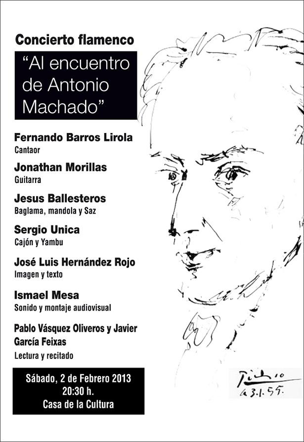 Fernando Barros Lirola en concierto actuará en Almuñécar