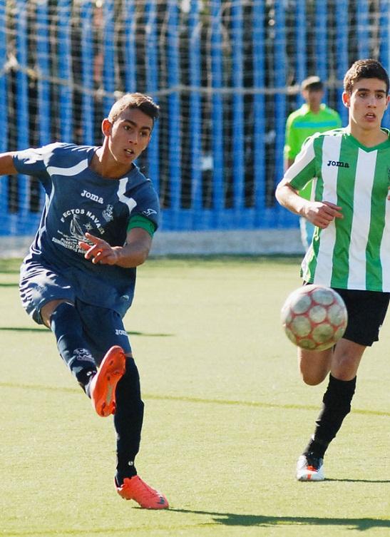 El Puerto de Motril Club de Fútbol logra cinco triunfos de los seis encuentros disputados