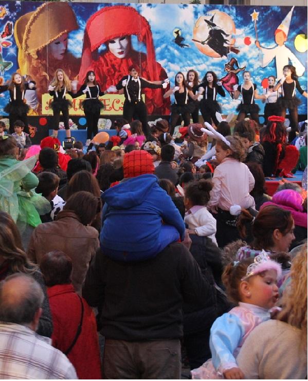 Almuñécar vive este fin de semana la fiesta del Carnaval