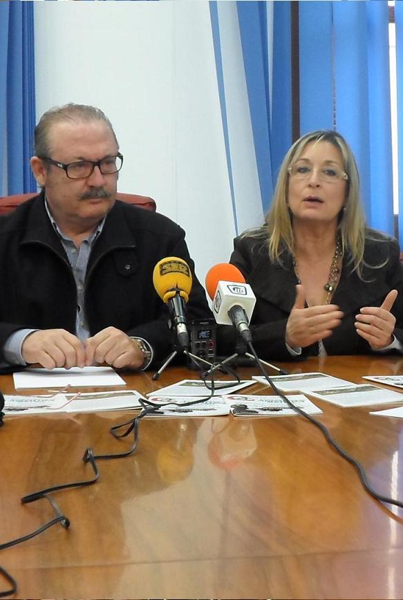 Luis Manuel Rubiales y María Dolores Fernández Cordero dimiten como concejales en el Ayuntamiento de Motril
