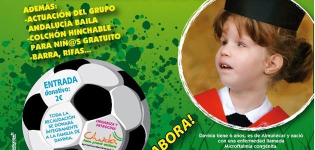 El Ayuntamiento de Almuñécar deniega a CANDA el campo de fútbol de Río Verde para la realización de un acto benéfico para AFAVIDA