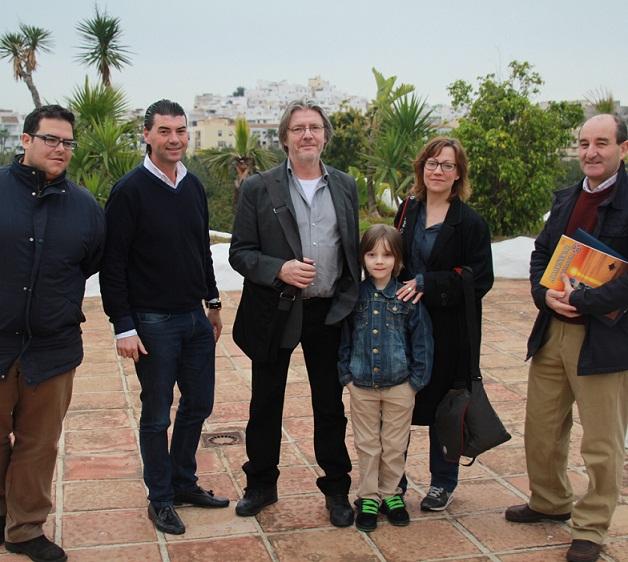 Dos periodistas suecos visitan Almuñécar para realizar un reportaje turístico del municipio sexitano