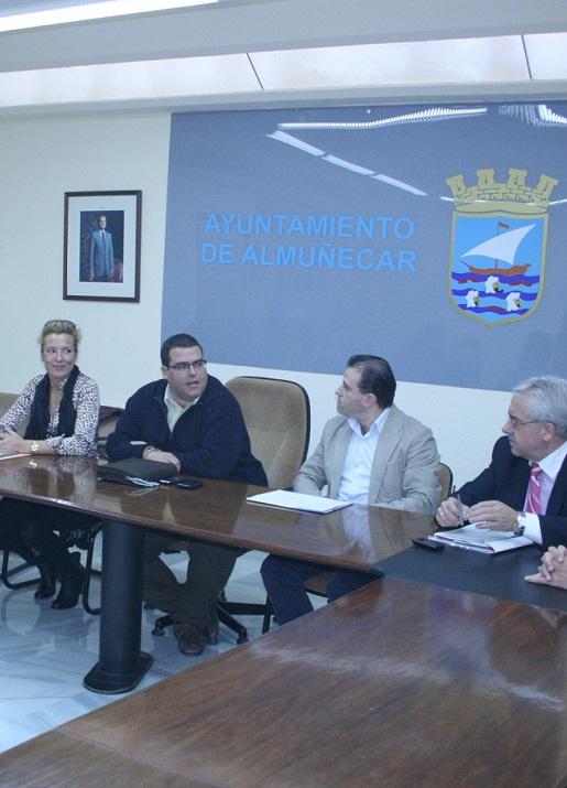 El Patronato  de Turismo de Almuñécar y Natalie Tours renuevan el acuerdo para la llegada  turismo ruso