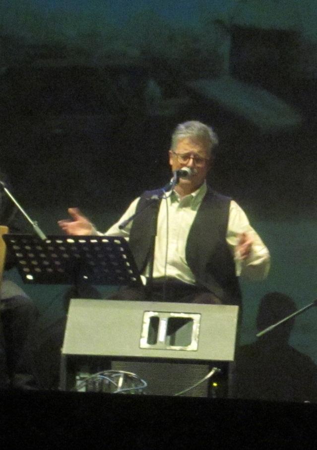 """""""ANTONIO MACHADO, FLAMENCO"""" EN CAJAGRANADA CON FERNANDO BARROS LIROLA"""