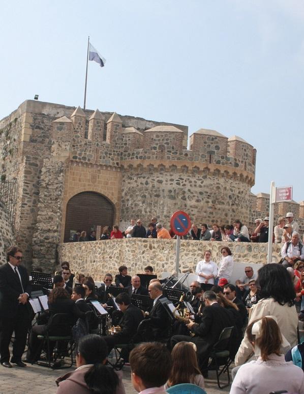 Almuñécar celebrará el Día de Andalucía en el barrio del Castillo de San Miguel