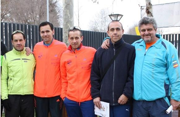 Los atletas sexitanos también corrieron en Loja con una discreta actuación