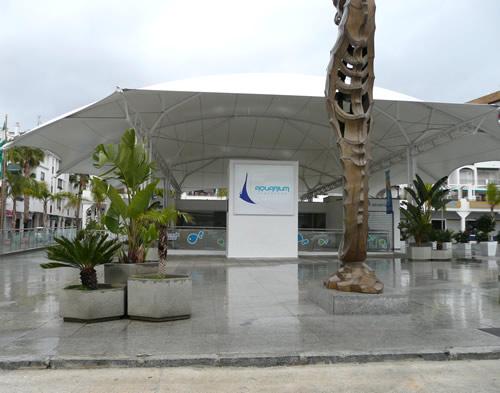 """""""Nos prohiben la entrada al acuario de Almuñécar"""" por Convergencia Andaluza"""