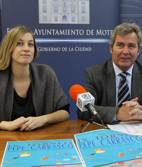 El IX Torneo 'Pepe Carrasco' contará con la participación del colegio marroquí 'Luis Vives'