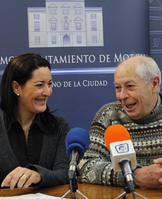 Motril da la bienvenida a la primavera con un recital en el que participará el 'Premio Nacional de Poesía', Antonio Carvajal