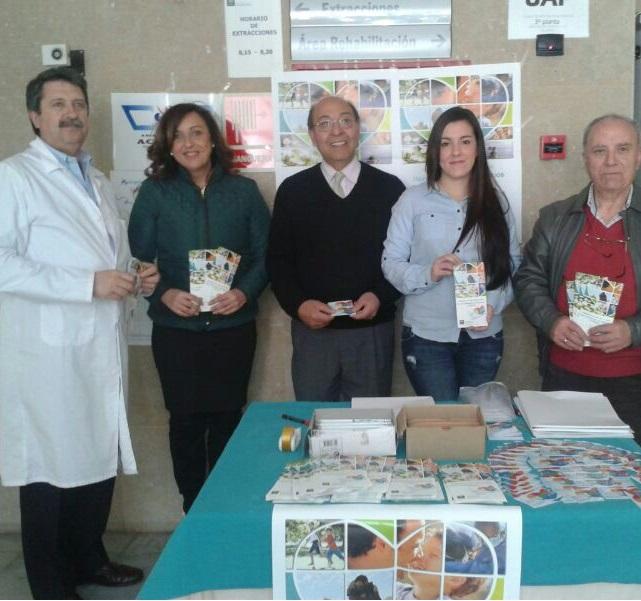 Ayuntamiento de Motril y ACERCOA colaboran en la celebración del 'Día mundial del riñón'