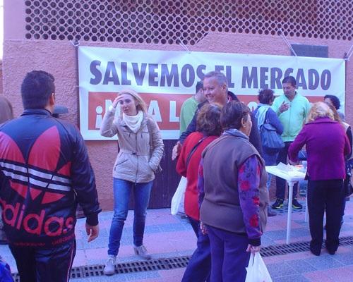 CONTRA LA DEMOLICIÓN DEL MERCADODE ALMUÑÉCAR  por Convergencia Andaluza