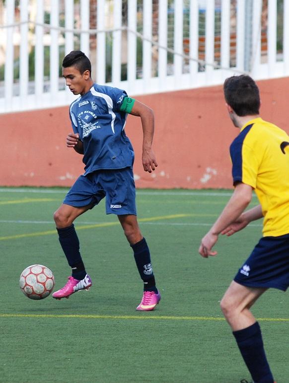 Lo mejor de la jornada, el triunfo del equipo juvenil de Primera Provincial del Puerto de Motril CF