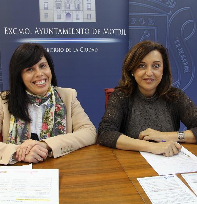 Servicios Sociales y 'Lunera Tropical' estrechan su colaboración en favor de los padres y niños de las ludotecas