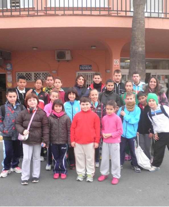 La Escuela Municipal de Atletismo de Almuñécar consigue  nueve podios en Benalmádena