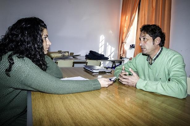 Ciclo de entrevistas Palabra Nazarena. Entrevista a Carlos Valdivia, presidente de la Agrupación de Hermandades y Cofradias de Motril