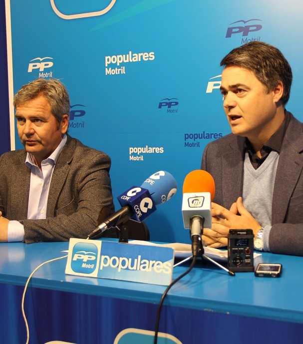 PP-Motril denuncia la discriminación del Gobierno de la Junta con los accesos a la ciudad