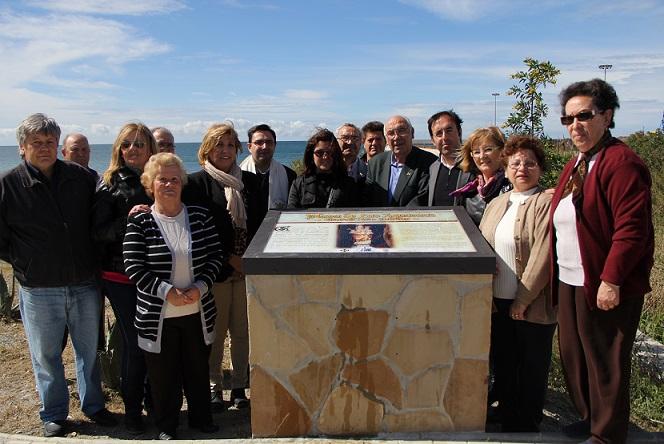 Vecinos de Varadero solicitarán un terreno en la playa de las Azucenas para construir una ermita en honor a la Patrona