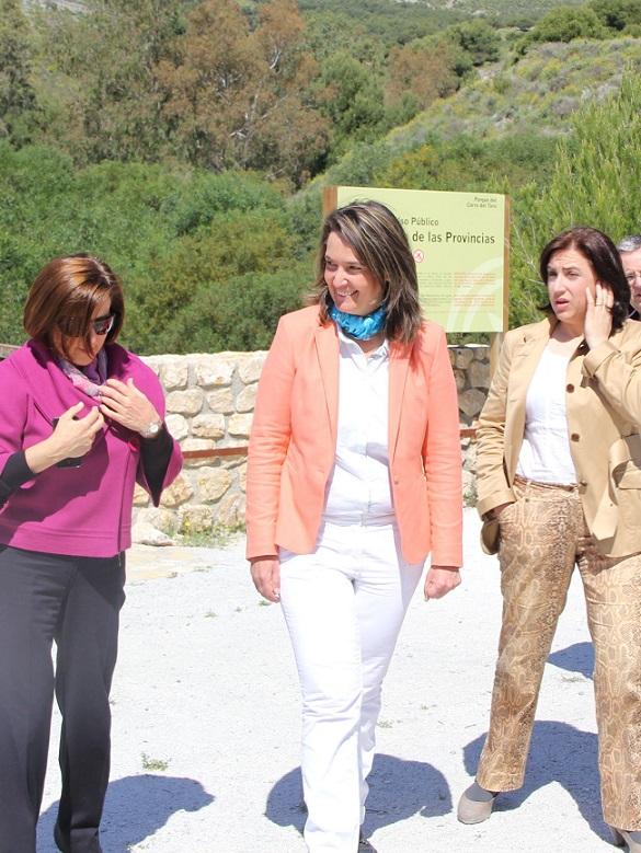 Motril mejorará los accesos, abastecimientos y saneamientos al parque del Cerro del Toro