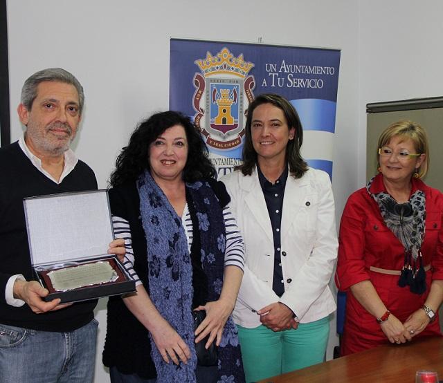 La alcaldesa apoya al tejido asociativo motrileño en la inauguración de la VI Semana Cultural del Santísimo