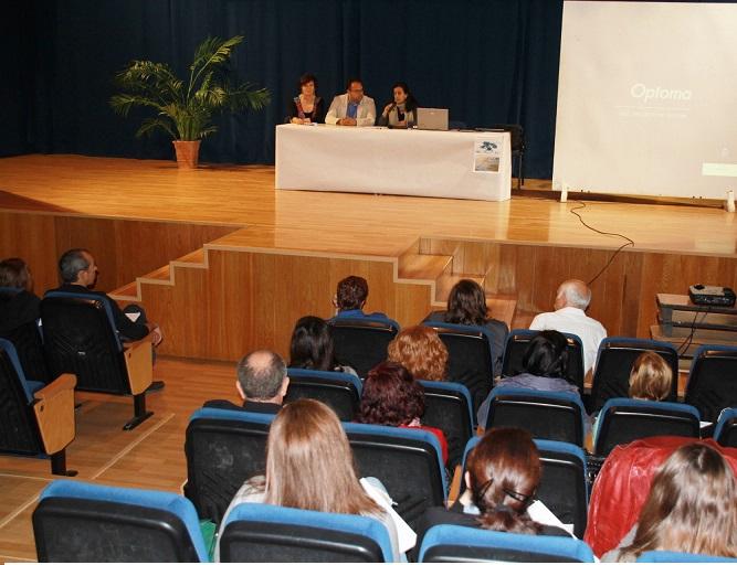 Inauguradas las jornadas de  Arteterapia en el ámbito educativo, social y de la salud
