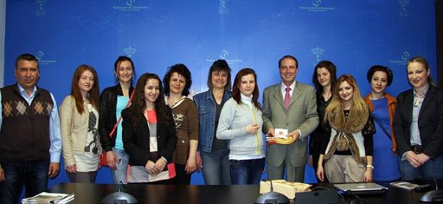 Profesionales búlgaros toman como referencia el modelo de desarrollo turístico de Granada y su Costa