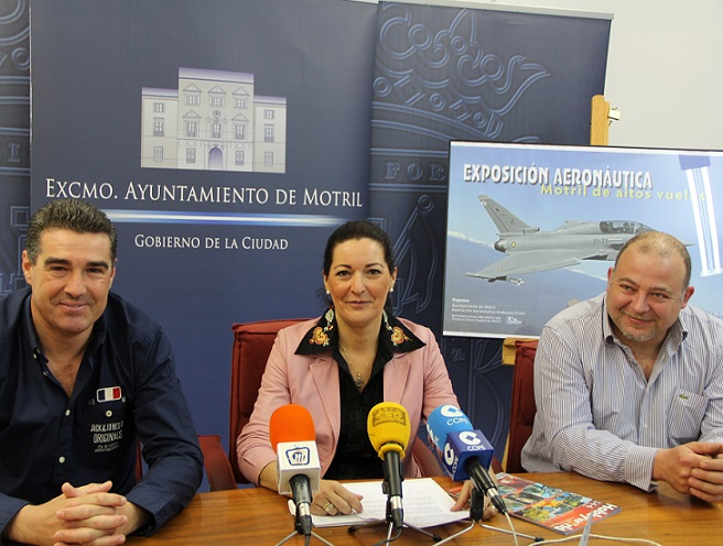 Una exposición de 200 maquetas aeronáuticas realzará el contenido del VIII Festival Aéreo de Motril